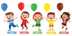 PianetaBambini.it | Risorse educative e divertenti per bambini Crying Kids, Back To School Clipart, Kids Going To School, Its A Boy Balloons, Kids Graphics, First Day School, Kids Background, School Frame, English Lessons For Kids