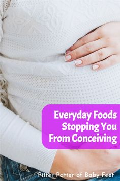 Did you ever think there may be everyday items in your life that could be disrupting your hormones and hurting your fertility? While it's impossible to remove all the items from your life, removing as much as possible could help you get pregnant faster! fertility, fertility tips, fertility trying to conceive, ttc, fertility foods, fertility diet, trying to get pregnant, trying to get pregnant diet, trying to get pregnant first time, trying to get pregnant tips Getting Pregnant Tips, Get Pregnant Fast, Trying To Get Pregnant, Pregnant Diet, Everyday Items, Everyday Food, Diets For Men, Fertility Foods, Trying To Conceive