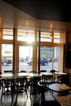 brasserie Chez félicien, rue de Lyon - Paris