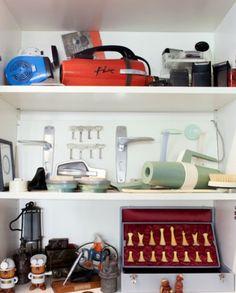 Günter Höhne 72 años Tiene más de 10000 artículos con diseños propios de la antigua RDA.