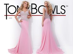Tony Bowls Collection  »  Style No. 114C10  »  Tony Bowls Amor Formals 580-355-8855