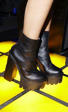 Mudler Platform Boot by #JeffreyCampbell (http://www.nastygal.com/shoes-trends-sole-for-real/mulder-platform-boot)