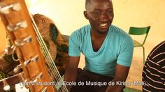 A Day With Guem, Student at the Kirina Music School | Mali. PFCF music student, Guem, lives in Mali's capital city of Bamako and travels 30 kilometers by bus to attend classes at École de Musique de Kirina. Meet his friends, follow him on his journey to the music school, and see how studying music has changed his life.