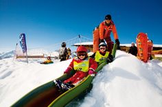 Holidays to #Snow #Slides- An overview #travel #UK