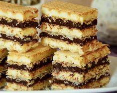 Baking Recipes, Cookie Recipes, Snack Recipes, Dessert Recipes, Macedonian Food, Kolaci I Torte, Croatian Recipes, No Bake Treats, Tasty Dishes
