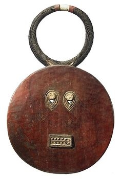 Baule Goli Mask (Kplekple Mask) 34, Ivory Coast