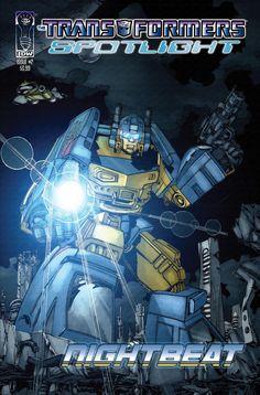 The Transformers: Spotlight Nightbeat
