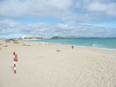 Long beautiful naturist beaches just up from The Oliva Hotel near Corralejo. If you are not staying at the hotel but are actually in Corralejo it is about 20 mins walk, but it's well worth it!