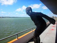 Você sabe quem foi Zé Peixe? Entre e confira a história dessa figura marcante de Aracaju.  http://www.vidadeturista.com/atracoes/espaco-ze-peixe-aracaju-se.html  #aracaju #sergipe #BlogueirosEmAracaju #ap