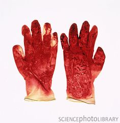 Blood-stained surgical gloves Space Hero, Blood Test, Gloves, Helping Hands, Inspiration, Image, Trail, Collections, Beautiful