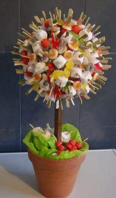 Arbre à bonbons grand modèle – Party-Service   Boucherie - Charcuterie - Traiteur Hertzog