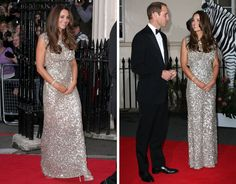 Kate Middleton Shines in First Official Post-Baby Appearance
