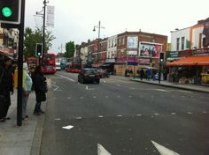 Southall in Greater London
