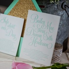 BAILEY Suite // STYLED // Glitter Package
