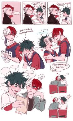 2232 Best Deku x Todoroki images in 2019 | My hero academia