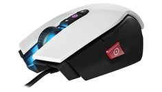 Corsair M65 RGB Laser Gaming Mouse : Front