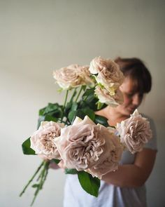 These Westminster Abbey roses are just the best nude/muted terracotta, with so many petals and scent. These would look so great in any blush wedding Autumn Wedding, Rose Wedding, Wedding Flowers, Fall Flowers, Summer Flowers, Carla Brown, Blush Pink Weddings, Westminster Abbey, Love Rose