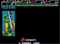 Teenage Mutant Hero Turtles (Arcade)