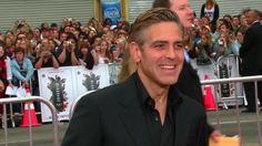 George Clooney habla sobre lo difícil que es alistarse para los Golden Globes para las mujeres