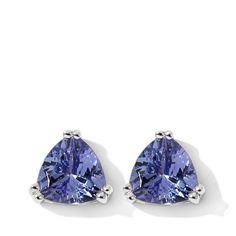 Colleen Lopez Trilliant 1.5ct Tanzanite Stud Earrings