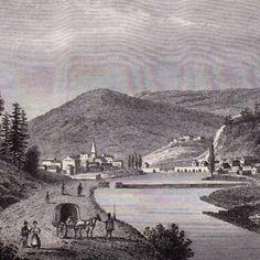 Chateaulin-Kastellin-Penn-ar-Bed-1834-Region-Bretagne-Finistere-Schroeder