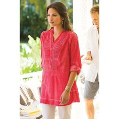 Sedona Shirt from Soft Surroundings on Catalog Spree
