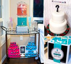 Gender Reveal party @Lindsey Sadler Thought you'd might like to see this- there are several ideas