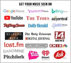Music Promotion Premium Package #musicpromotion