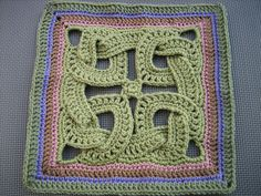 Ravelry: Celtic Knots pattern by Melody Griffiths