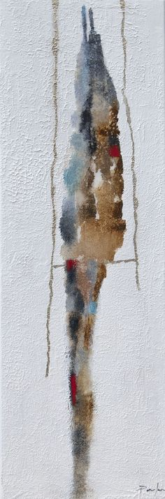 03, Mixed Media Painting, Poulin