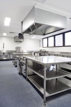 Commercial Kitchen for basement of Farm House- to prep all of our produce