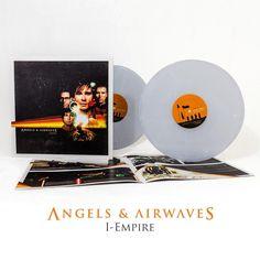 "The Angels & Airwaves ""I-Empire"" Clear w/ smoke LTD 1,000  Also available: Angels & Airwaves - We Don't Need To Whisper 2XLP (Clear with purple haze, LTD 1000)  #srcvinyl #angelsandairwaves #iempire #angelsandairwavesiempire #vinyl #vinylrecords #vinylcollective #vinylcollection #vinylcollector #vinylcommunity #record #records #recordstore #recordcollection #recordcollector #turntable #recordplayer #limitededition #colouredvinyl #music #tomdelonge #blink182 #punk #poppunk #imstagram…"