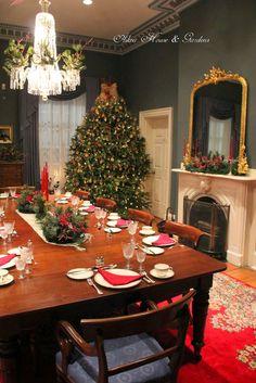 Aiken House & Gardens: Christmas at Fanningbank