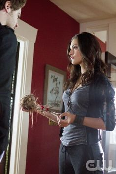 """""""Valentine"""" -- Pictured (L-R): Grey Damon as Lee and Phoebe Tonkin as Faye in The Secret Circle on The CW. Photo: Michael Courtney/The CW ©2011 The CW Network. All Rights Reserved."""