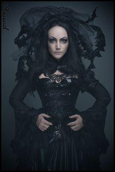 Dmonik Hel — ladysurreal: Lady Amaranth