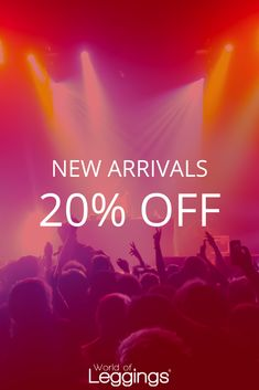 224dd84b1e0332 We're celebrating with a new arrivals week! 🎉 Shop over 200 items and get  off with the code