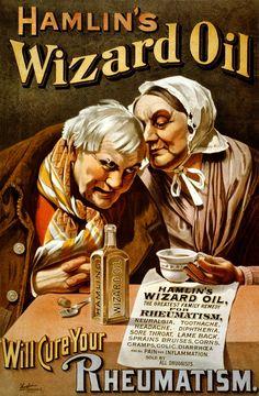 Vintage Ephemera: apothecary
