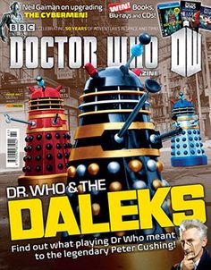 Doctor Who Magazine Issue 461