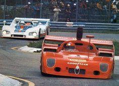 Alfa Romeo & Porsche