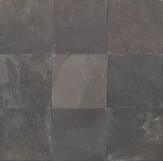 beautiful slate tiles for foyer. I *think* this is what the previous owner had in mind for the entry to this house. Grey would be beautiful.
