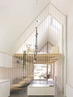 Simple and lots of light. Jewel House, Melbourne, Australia by Karen Abernethy Architects
