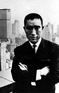 Yukio Mishima - (Tokio, 14 de enero de 1925 - ibídem, 25 de noviembre de 1970), fue un escritor y dramaturgo japonés, considerado uno de los más grandes escritores de la historia del Japón.