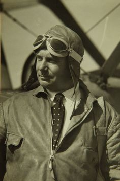 https://flic.kr/p/8DJg58 | Udet, Ernst | Catalog #: 02-U-00005 Last Name: Udet First Name: Ernst Repository: San Diego Air and Space Museum Archive