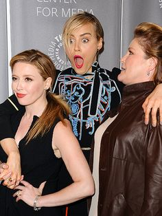 Star Tracks: Monday, May 31, 2016 | JAW DROPPER | Orange is the New Black stars Natasha Lyonne, Taylor Schilling and Kate Mulgrew ham it up for the cameras as they attend an event for the show at the Paley Center for Media in Beverly Hills on Thursday.
