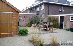 Onderhoudsvrije tuinen, gerealiseerd door allintuinen.nl