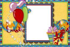 marcos para fotos de cumpleaños - Buscar con Google