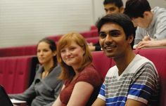 Bangor University Lecture Room