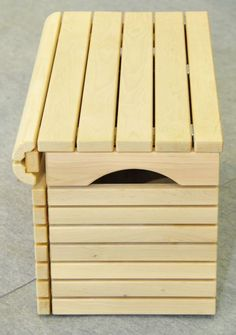 Puulaatikko Koti, Woodworking Projects, Stool, Diy, Furniture, Home Decor, Houses, Paper Board, Decoration Home