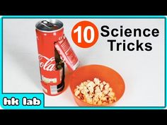 Amazing Science Experiments That You Can Do At Home Cool Science Experiments (Top 10) - YouTube
