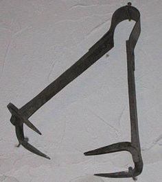 biter breast ripper used by ISIS as sharia punishment on women breastfeeding in public.